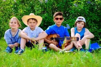 Camp 1: Let's Be A Singer-Songwriter (Ages 7 - 9)