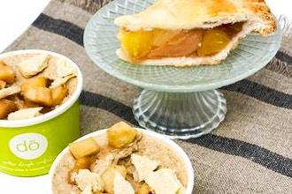 Apple Pie Edible Cookie Dough