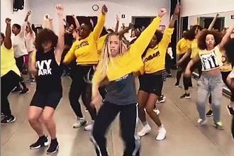 Dancehall Ratchet Fitness