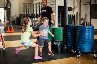 CrossFit Kids (Ages 7-13)