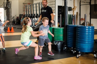 CrossFit Kids (Ages 7-13)
