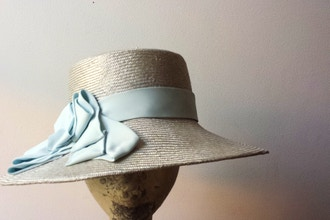Summer Hats-Straw