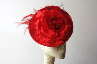 Create your own Kentucky Derby Fascinator