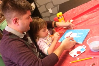 Art With Your Kid!