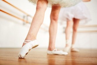Ballet for Kids (Ages 5-7)