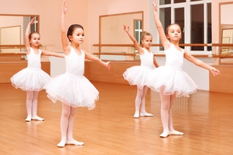 Ballet for Kids (Ages 5-9)
