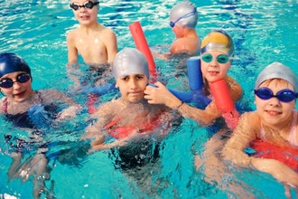 Learn-to-Swim Group Lessons (Ages 5 & Up)