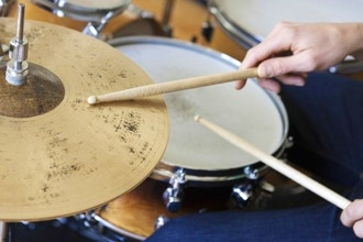 Drums for Adults & Teens Beginner