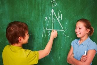 Math Success For Kids - Algebra & Geometry