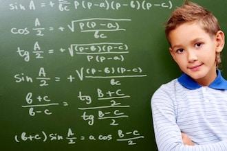 Math Success For Kids - Arithmetic & Pre-Algebra