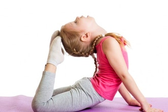 Gymnastics for Kids ( 3- 5 yrs )