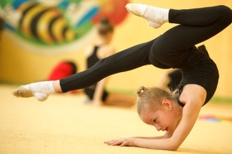 Gymnastics for Kids ( 5 - 12 yrs )
