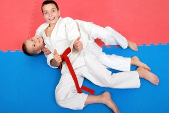 Judo for Kids (Ages 6-17)