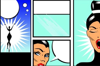 Comics: The Art of Storytelling