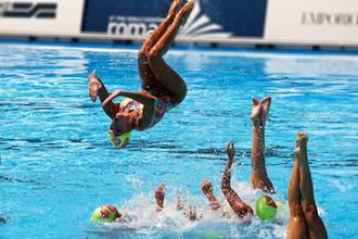Sychronized Swimming