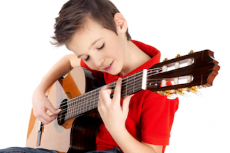 Guitar for Young People (Ages 9-17)