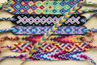 Jewelry Making: Woven Bracelets