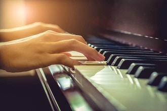 Piano/Keyboarding for Adults (Intermediate)