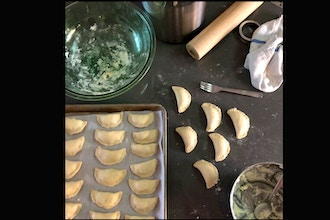 Make Your Own AT Home: Pierogi Feast