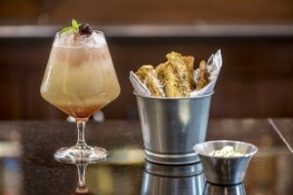 Toast: Mixology and Bar Snacks