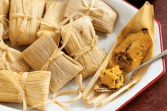 FAB Fridays – Tamales and Margaritas