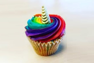 Kids Cooking: Rainbow Cupcakes