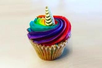 Kids Cooking: Rainbow Cupcakes