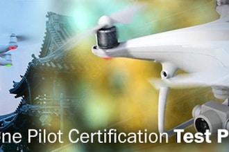 FAA Drone Pilot Certification Test Prep