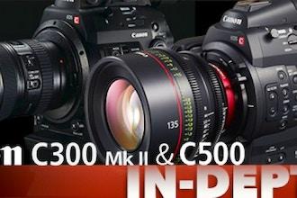 In-Depth: Canon C300 Mark II / C500 - Film Production