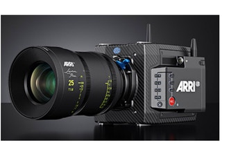 Live Stream: ALEXA Mini LF Quick Start