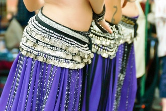 Bellydance Choreography: Intermediate/Advanced