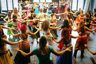 Bellydance Choreography: Open Level