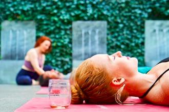 Lux Drunk Yoga: Self Care Sundays