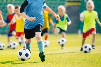 Summer Soccer Camps (Ages 3-4)