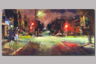 Urban Landscape Painting/Drawing