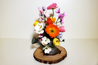 Spring is coming. Sugar flowers