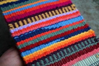 Small Weavings Workshop