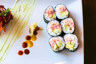 Couples Cooking: All About Sushi