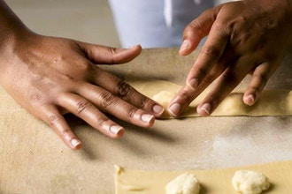Couples Cooking: Handmade Ravioli