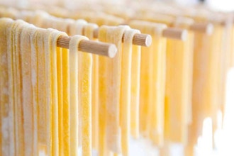 Couples Cooking: Handmade Fettuccine Pasta
