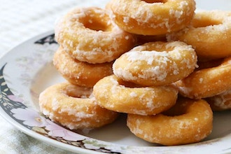 Couples Cooking: Donuts From Scratch