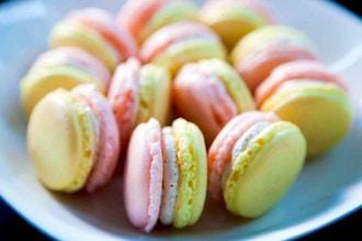 Online Cooking: Mastering Gourmet Parisian Macarons