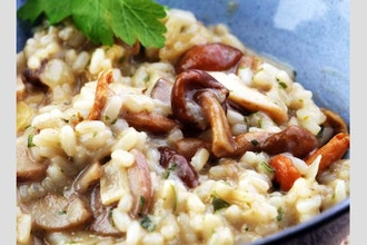 Couples Cooking: Beginner's Guide to Risotto