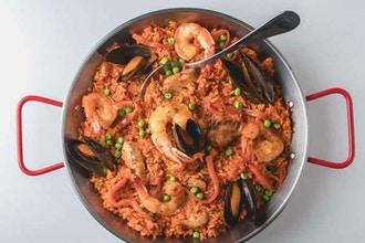 Online Cooking Class: Traditional Spanish Paella