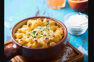 Couples Cooking: Gourmet Macaroni & Cheese w/Chef David