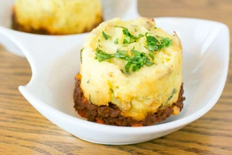Online Cooking: Shepherd's Pie and Veg Soup Meal Prep