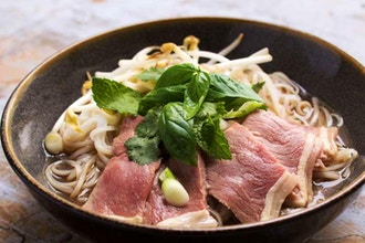 Couples Cooking: Traditional Vietnamese Pho