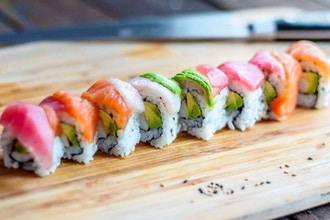 Online Cooking Class: The Perfect Sushi Assortment