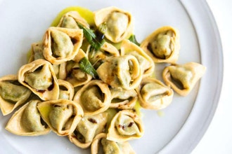 Online Cooking: Fresh Tortellini From Scratch