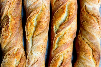 French Breads: Baguettes, Brioche & More